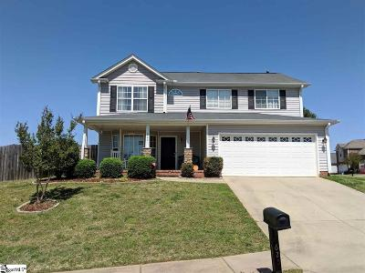 Spartanburg Single Family Home For Sale: 625 Adelaide