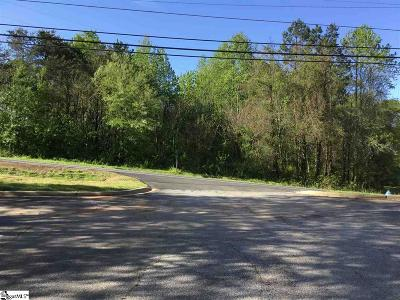 Greer Residential Lots & Land For Sale: Memorial Drive
