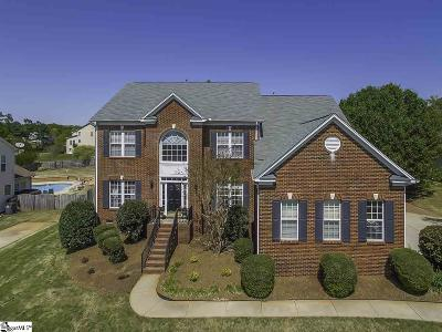 Simpsonville Single Family Home For Sale: 10 Noble Oaks Lane