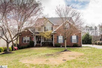 Greer Single Family Home Contingency Contract: 406 Meadow Lake