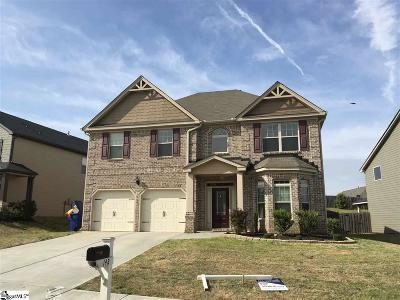 Greenville County Single Family Home For Sale: 142 Border