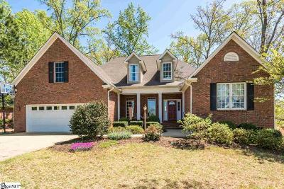 Spartanburg Single Family Home Contingency Contract: 313 S Griffin Mill