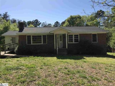 Greenville Single Family Home For Sale: 8 Kondros