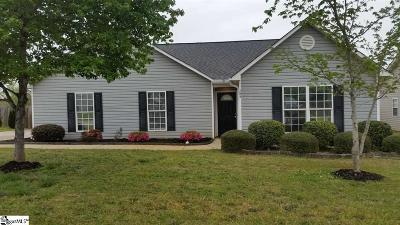Piedmont Single Family Home Contingency Contract: 285 Laurel Trace