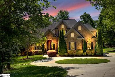 Simpsonville Single Family Home Contingency Contract: 26 Gatwick