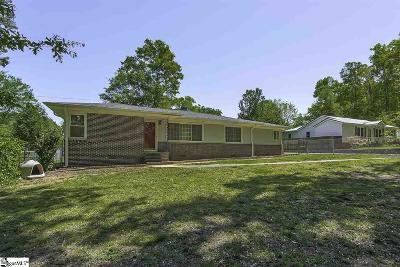 Fountain Inn Single Family Home For Sale: 300 Woodvale