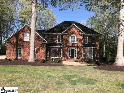Spartanburg Single Family Home For Sale: 453 S Oakley