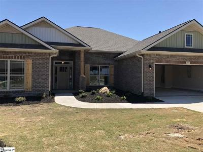 Greenville County Single Family Home For Sale: 321 Rabbit Run