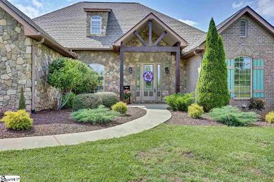 Greer Single Family Home For Sale: 4485 Skyland