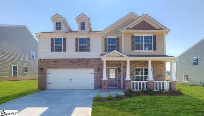 Piedmont Single Family Home For Sale: 422 Brandybuck