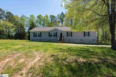 Fountain Inn Single Family Home For Sale: 135 Falcon