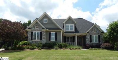 Simpsonville Single Family Home For Sale: 102 Allegheny