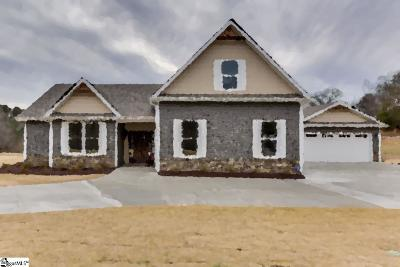 Travelers Rest Single Family Home Contingency Contract: 113 Jones Kelley