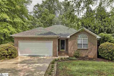 Anderson Single Family Home For Sale: 111 Woodbridge