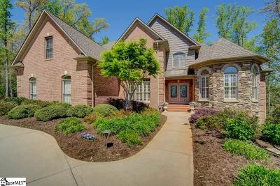 Spartanburg Single Family Home Contingency Contract: 412 Danbury