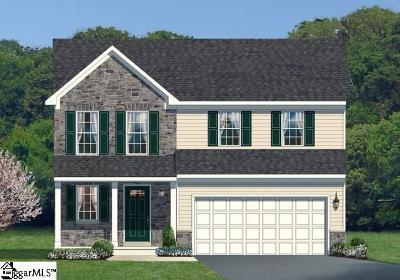 Franklin Pointe Single Family Home For Sale: 364 Bucklebury
