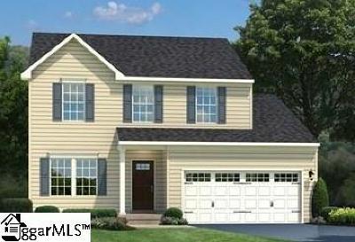 Franklin Pointe Single Family Home For Sale: 337 Bucklebury