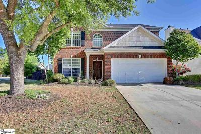 Greenville Single Family Home For Sale: 8 Shairpin