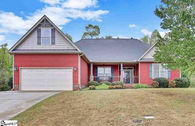 Travelers Rest Single Family Home Contingency Contract: 416 Tineke