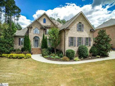 Simpsonville Single Family Home For Sale: 416 Marswen