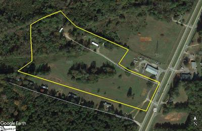 Travelers Rest Residential Lots & Land For Sale: 621 N 25