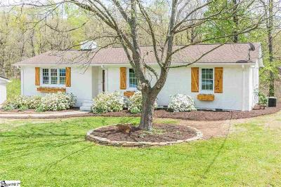 Greenville Single Family Home For Sale: 208 Lowndes