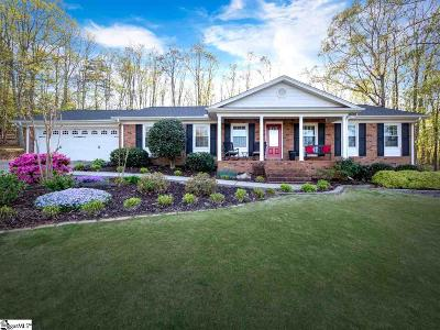 Greenville SC Single Family Home For Sale: $224,900