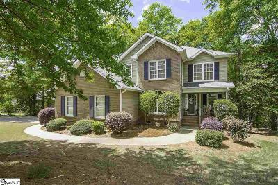 Mauldin Single Family Home Contingency Contract: 2 Trailstream
