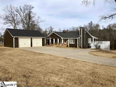Simpsonville Single Family Home For Sale: 315 Bridges