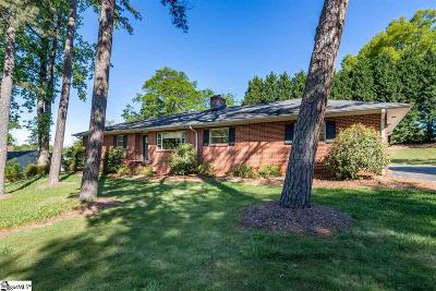 Greenville Single Family Home For Sale: 504 W Faris