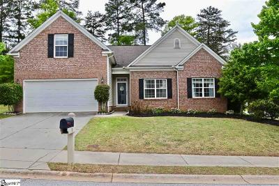 Mauldin Single Family Home Contingency Contract: 3 Woodvine