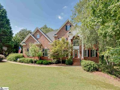 Spartanburg Single Family Home For Sale: 361 E Killarney Lake
