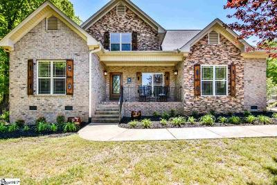 Simpsonville Single Family Home Contingency Contract: 209 Player