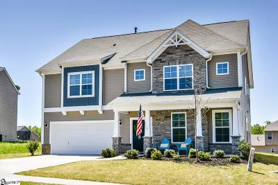 Bryson Meadows Single Family Home For Sale: 6 Remus