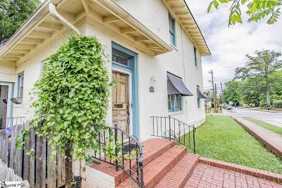Greenville Rental For Rent: 200 Arlington #Unit B