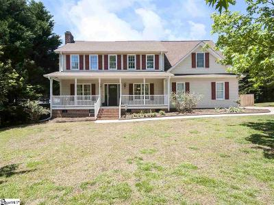 Piedmont Single Family Home For Sale: 132 Wilson
