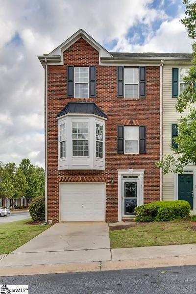 Mauldin Condo/Townhouse Contingency Contract: 453 Canewood