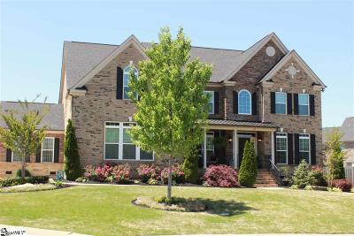 Simpsonville Single Family Home For Sale: 10 Stratton Chapel