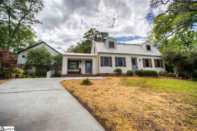 Alta Vista Single Family Home Contingency Contract: 348 Pine Forest Drive