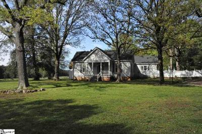 Inman Single Family Home For Sale: 200 Meadow Farm