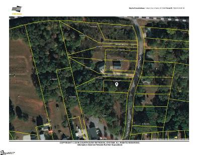 Taylors Residential Lots & Land For Sale: 1 Aiken Uno