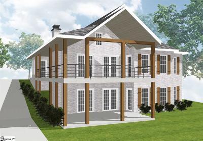 Greer Single Family Home For Sale: 409 Mount Vernon
