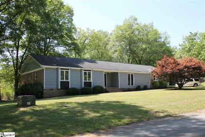 Piedmont Single Family Home Contingency Contract: 42 Madison