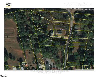 Taylors Residential Lots & Land For Sale: 5 Aiken Uno