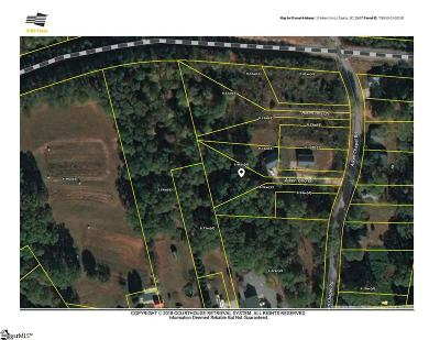 Taylors Residential Lots & Land For Sale: 10 Aiken Uno