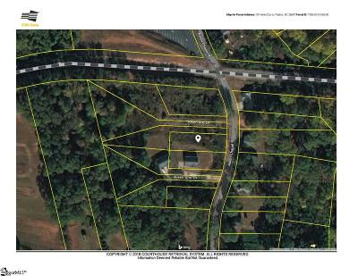 Taylors Residential Lots & Land For Sale: 101 Aiken Dos