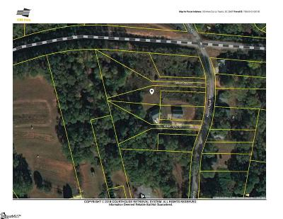 Taylors Residential Lots & Land For Sale: 105 Aiken Dos