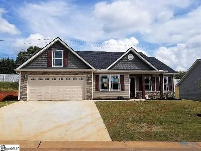 Orchard Crest Single Family Home For Sale: 309 Meadowmoor