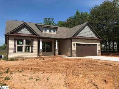 Greer Single Family Home For Sale: 890 N Rutherford #3