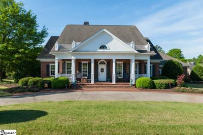 Spartanburg Single Family Home For Sale: 404 Richmond